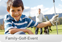 Family Golf Event