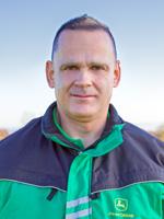 Lars Franke – Greenkeeper
